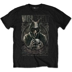 T-SHIRT VOLBEAT Goat With...