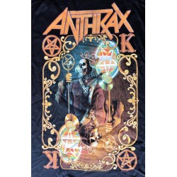 T-Shirt ANTHRAX Evil Twin